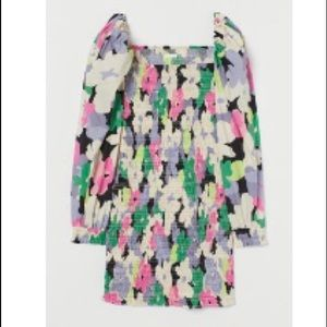 H&M Smocked Dress